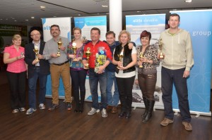 Vítězové bowlingového turnaje