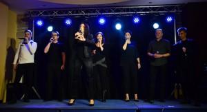 Skupina Fragile na konferenci Železnice III tisíciletí v Ustroni